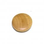 SB102 Naturaalsed puitnööbid kannaga läbimõõduga 18mm/28L