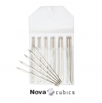 Nova Cubics KnitPro Double Pointet Knitting Pins Set