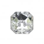 Kandiline kristallilaadne akrüülnööp 20mm, 32L