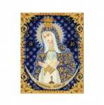 Cross Stitch Kit Our Lady of The Gate of Dawn Art.1299 / Riolis
