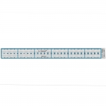 Clear View Ruler 2cm x 30cm, Le Summit 34303