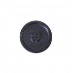 Пластиковая пуговица ø23 мм, размер: 36L