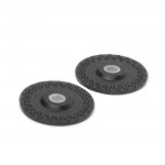 Knitting machine rubber wheel, 2pcs