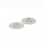 Knitting machine plastic gear, 2pcs