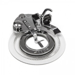 Ringõmbluse agregaat õmblusmasinatele / Circular Embroidery Attachment, Flower Stitcher, for Home Sewing Machine #3700L