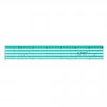 Läbipaistev (lapitehnika) joonlaud, 5cm x 35cm / Le Summit (Taiwan) QR-0535