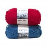 Täisvillane lõng Nordic Wool, Novita (Soome)