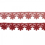 Cotton (Crochet) Lace K011 / 2,5cm