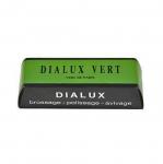 Roheline Dialux poleerimispasta plaatinale, kroomile jt / Dialux Vert Platinum & Chrome Polish