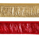 Бахрома AA118/36163 Coats/ 6cm