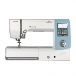Sewing Machine Janome Horizon MC8900QCP (Memory Craft 8900QPC), MC8900QCP SE