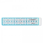 Clear View Pachwork Quilting Ruler, 3cm × 15cm LeSummit #34153