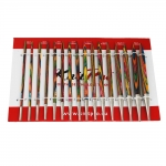 Symfonie Wood Interchangeable Circular Knitting Needle Deluxe Set, KnitPro 20613