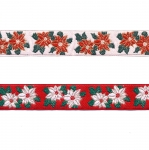 AB6 Half cotton lace Art.213/B/PG / Half Cotton Lace / laiusega 30mm