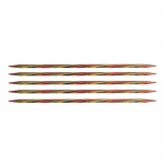 Dreamz Symfonie Wood Double Pointed 20cm Sock Needles KnitPro