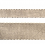Pure mercerized cotton/linen Aida cross stitch band IDA LINO