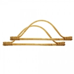 D-shape Bamboo Bag Handles