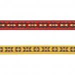 A54 Rahvuslikel motiividel dekoratiivpael Art.9451170/EM/ Lace / laiusega 12mm