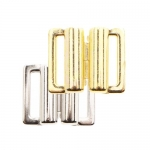 Metal Bra Lock, Bra fastener for 10mm strip