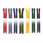 Metallivetoketjut tarjouspakkauksissa, 5kpl/pakkaus, 30cm - 75cm