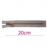 Metall-tõmblukud pikkusega 20cm