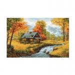 Наборы для вышивки крестом RIOLIS 1079 Осенний пейзаж