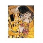 """Наборы для вышивки крестом 1170 """"Поцелуй"""" по мотивам картины Г.Климта"""