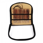 Cubics Symfonie Wood Interchangeable Deluxe Circular Knitting Needle Set / KnitPro 25613