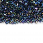 Glass Beads (Hexagon) Two-Cut Types / Nr.11/0 (2-2,1mm) / Matsuno (Jaapan)