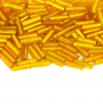 Glass Bugle Beads / 7mm-7,4mm / Matsuno (Japan)