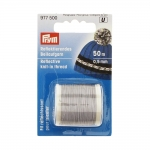 Reflective thread, 50m / Prym 977 500