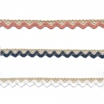 Cotton Crochet Lace 1057, 2 cm