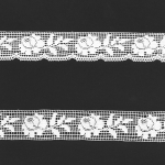 Cotton (Crochet) Lace Art.3087 / 3cm