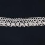 Puuvillane pits, Cotton (Crochet) Lace, 3229 laiusega 3cm