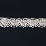 Kружево хлопок Art.3519 / 4,5cm