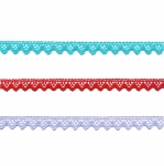 Cotton (Crochet) Lace Art.3262 / 1,5cm