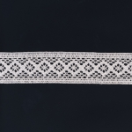 Puuvillane pits / Cotton (Crochet) Lace / 1150 laiusega 4cm