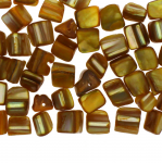 Dyed & Pearly Shell Chunk Beads / 5-8mm
