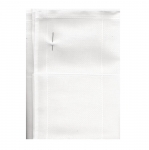 Laudlina Vienna White Basix 90cm x 90cm / Duftin
