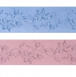 AB97 Jacquard satin ribbon, 64mm / Art.64968