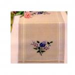 Poollinane lillekimbuga laudlina seeriast Mary Ann / Duftin / Art. 7035