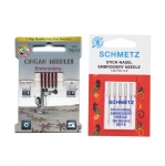 Embroidery Needles for Home Sewing & Embroidery Machines