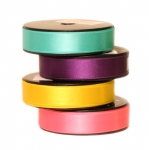 Double Sided Satin Ribbon / Art.2468 / 20mm