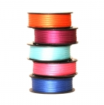 Double Sided Satin Ribbon / Art.3368 / 3,5mm