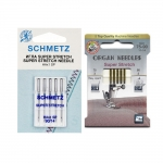 Super Strech Needles for Home Overlockers (Sergers) & Sewing Machines / Syst HA×1sp; SY2022