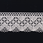 Puuvillane pits / Cotton (Crochet) Lace / 3351 laius 6,5cm
