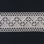 Puuvillane pits / Cotton (Crochet) Lace / 3352 laius 6,5cm