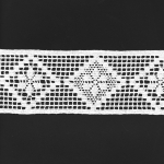 Cotton (Crochet) Lace Art.5752 / 8,5cm