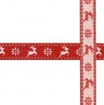 AB137 Новогодние и рождественские ленты Art.508/PG, 20mm