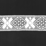 Cotton (Crochet) Lace 3403 / 6,5cm